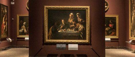 La <em>Cena in Emmaus</em> di Caravaggio