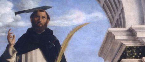 Scopri che santo sono! I santi martiri